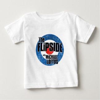 Flipside ベビーTシャツ