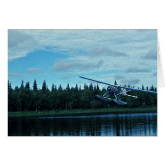 Floatplaneの着陸 カード