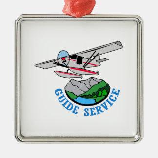 Floatplaneガイドサービス メタルオーナメント