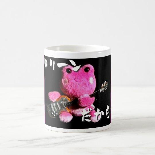 Flog mug☆keroleen コーヒーマグカップ