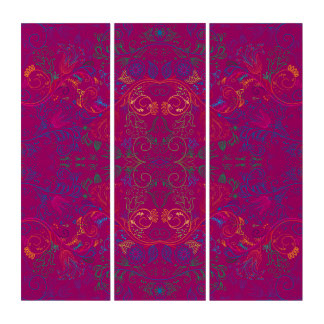 Floradore -明るい赤紫色 トリプティカ
