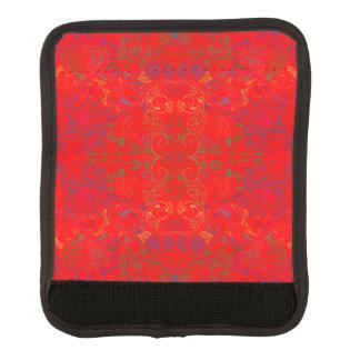 Floradore -赤 ラゲッジ ハンドルラップ