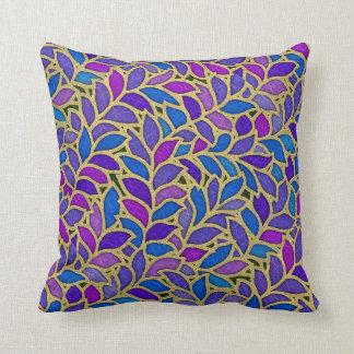 Floresta Greineの紫色 クッション