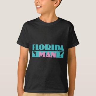 Florida_man4-04 Tシャツ