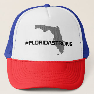 #FLORIDASTRONG Hurricane Irma Trucker Hat キャップ