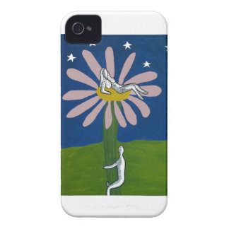 Flower女性 Case-Mate iPhone 4 ケース