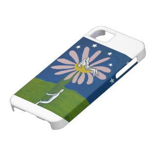 Flower女性 iPhone SE/5/5s ケース