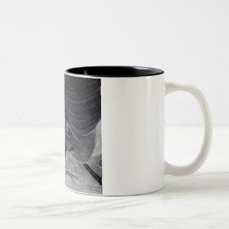 Flower幽霊王の ツートーンマグカップ