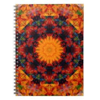flower ノートブック