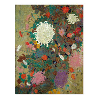 flower ポストカード