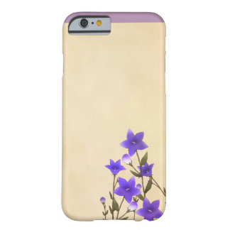 Flower Kikyou Barely There iPhone 6 ケース
