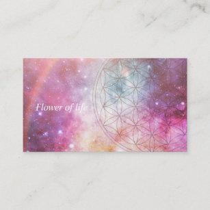 Flower of life 名刺