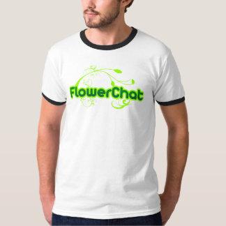 FlowerChatの信号器のワイシャツ Tシャツ