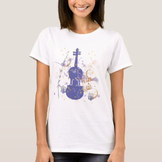 flowerfiddle tシャツ