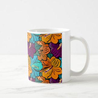 Flowerpower コーヒーマグカップ