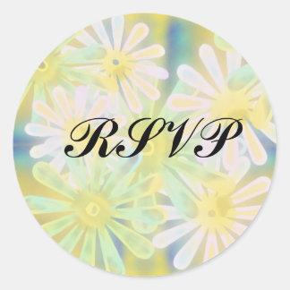flowerrr、RSVP ラウンドシール