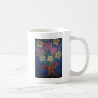 flowers.jpgの束 コーヒーマグカップ