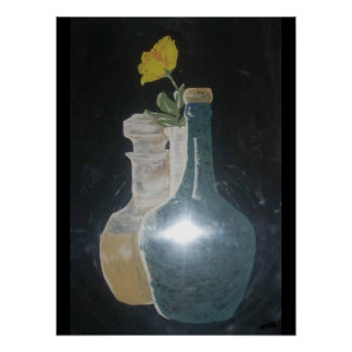 FLOYDルイス(1979年)著最初絵画 ポスター