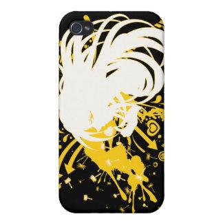 Fluff_of_a_Dandelion iPhone 4 Case