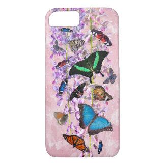 FlutterbiesのiPhone 7の場合 iPhone 8/7ケース