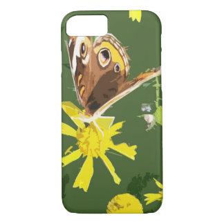Flutterby私の蝶 iPhone 8/7ケース