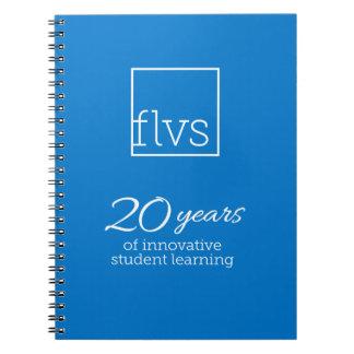 FLVSノート20年の ノートブック
