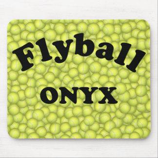 Flyballのオニックス、20,000ポイント マウスパッド