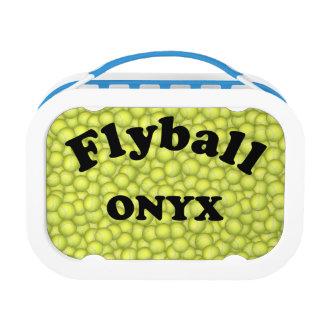 Flyballのオニックス、20,000ポイント ランチボックス