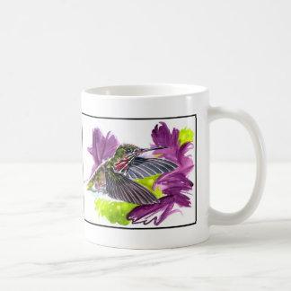 FLYFLEWのハチドリ コーヒーマグカップ