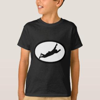 Flyinのクマ Tシャツ