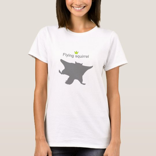 Flying squirrel g5 tシャツ