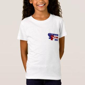flynnの女の子の夏 tシャツ