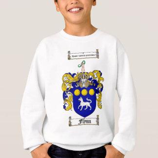FLYNNの家紋- FLYNNの紋章付き外衣 スウェットシャツ