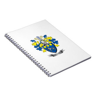 Flynnの紋章付き外衣 ノートブック