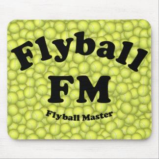 FMのFlyballのマスター マウスパッド