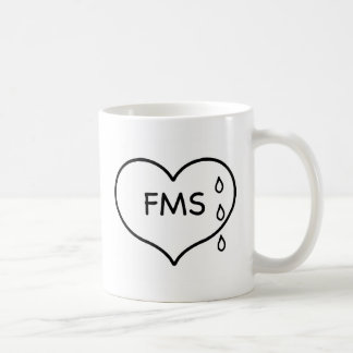 FMSのHumanenessのキャンペーン コーヒーマグカップ