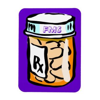 FMS: 歩くの薬学 マグネット