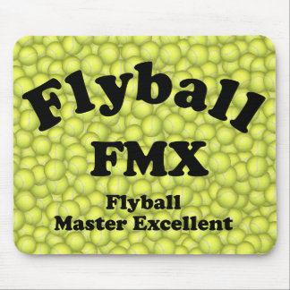 FMXのFlyballのマスターの優秀な10,000ポイント マウスパッド