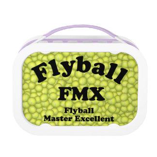 FMXのFlyballのマスターの優秀な10,000ポイント ランチボックス