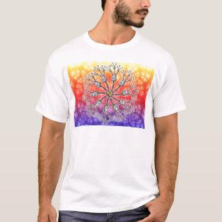 Fngs Amngsのフラクタル Tシャツ