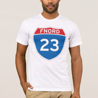 Fnord 23 DiscordianのTシャツ Tシャツ