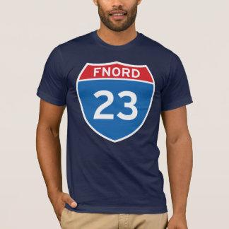 Fnord DiscordianのTシャツ Tシャツ