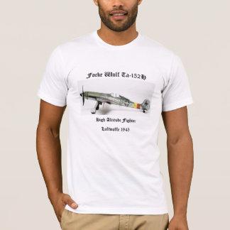 Focke Wulf Ta152H Tシャツ