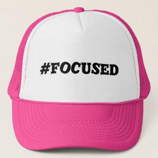 #Focused帽子 キャップ