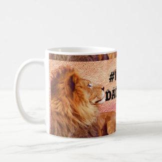 Focused_をとどまること コーヒーマグカップ