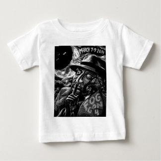 FOGcon 4の秘密のロゴ ベビーTシャツ
