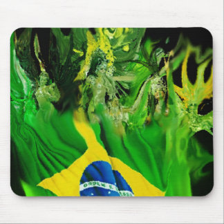 Fogo deブラジル マウスパッド