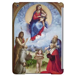 Folignoマドンナ、c.1511-12 iPad Airケース