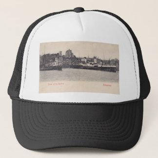 Folkestone港1905年- 2 キャップ