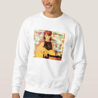 folksingerの女の子 スウェットシャツ